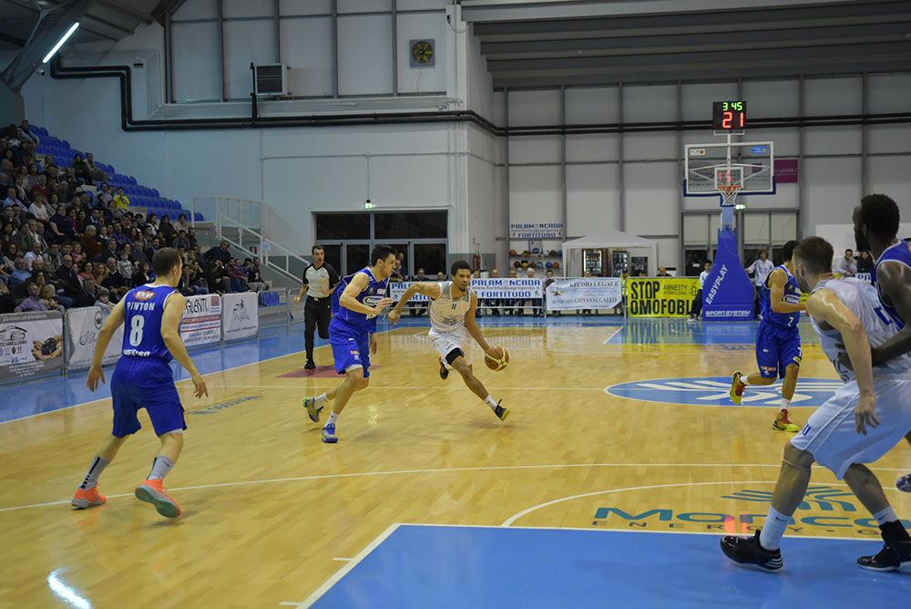 LNP – A2 GOLD – PLAY OFF – AGRIGENTO VS TREVISO