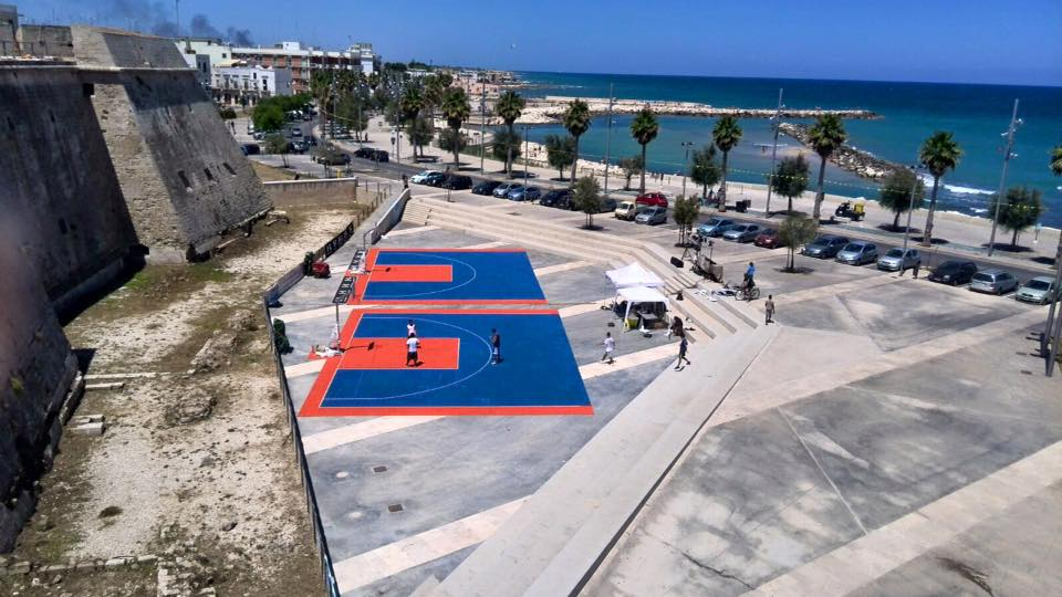 Apulian Basket Tournament - Mola di Bari