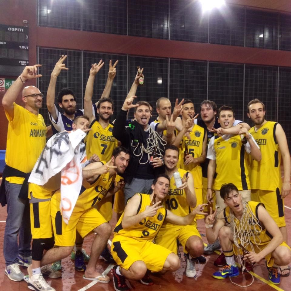 Basket Time Serie D