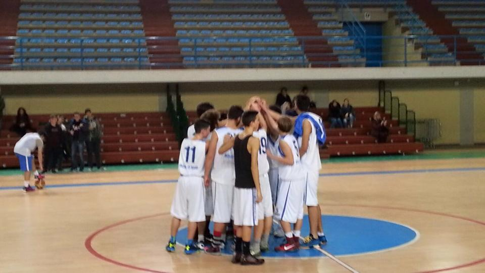 Mola Under18_tuttobasket