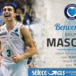 Cuore Napoli Basket, ufficiale l'arrivo di Mascolo