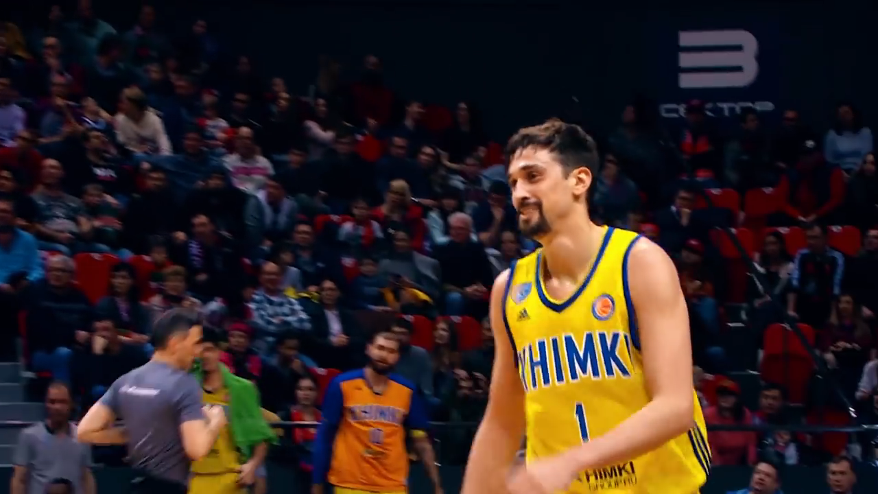 Shved EuroLeague