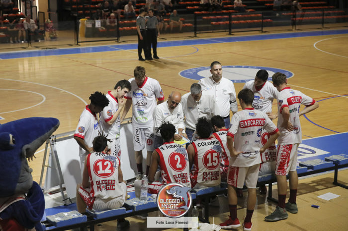 Oleggio Magic Basket, Serie B girone A